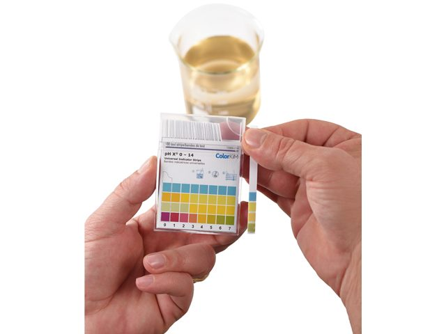 Colorkim | pH X® pH Test Strips