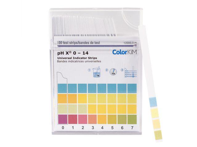 Colorkim | pH X® pH Test Strips