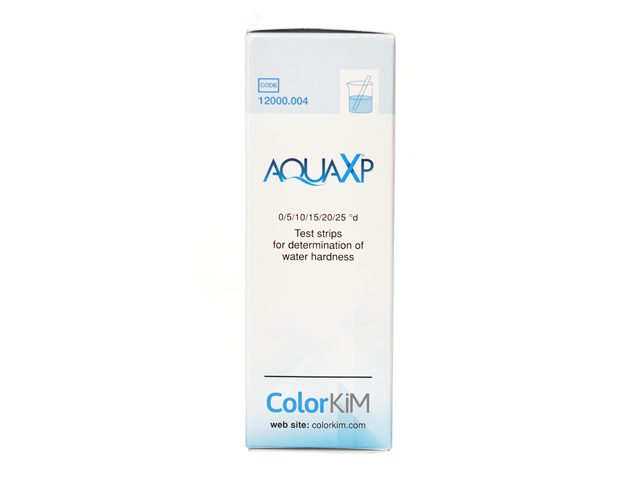 Colorkim | AQUAX®P Total Water Hardness Test Strips